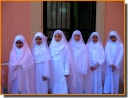 - Performance of Eid Al Adha in Tajan school