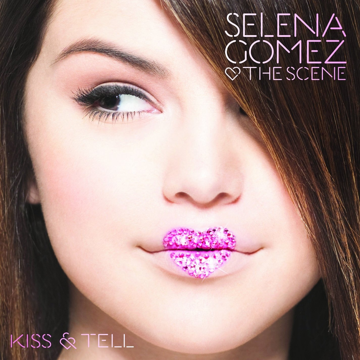 Selena Gomez (The Scene) - Kiss & Tell - Front.jpg