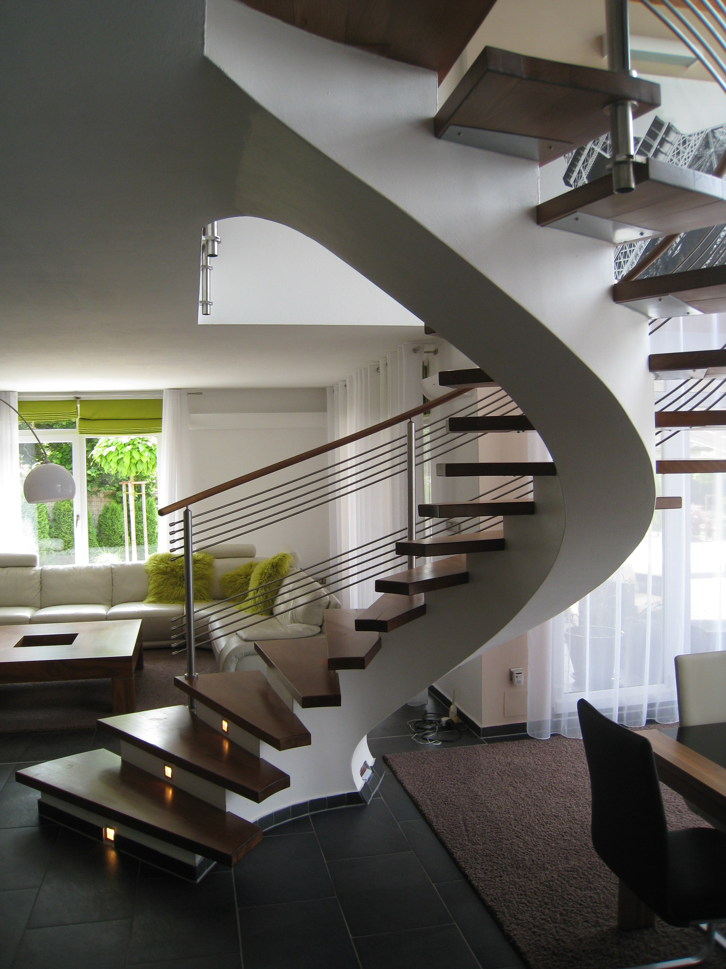 Home DNA DESIGN Concrete Stairs CZ