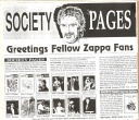 UK - Britský fanzín SOCIETY PAGES.