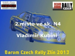 Barum rally Zlín 2013_2. N4