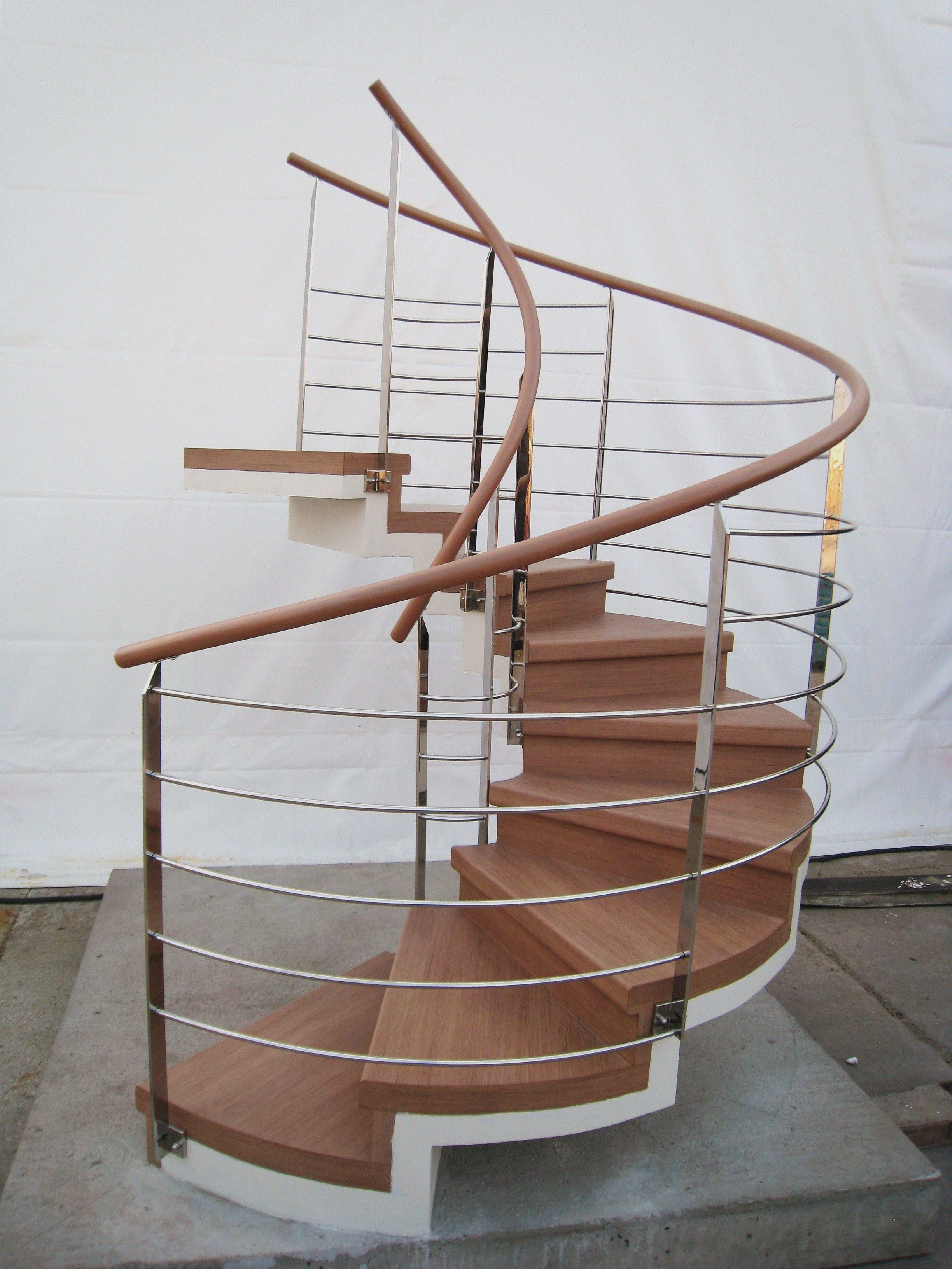 Stair Designs For Small Spaces